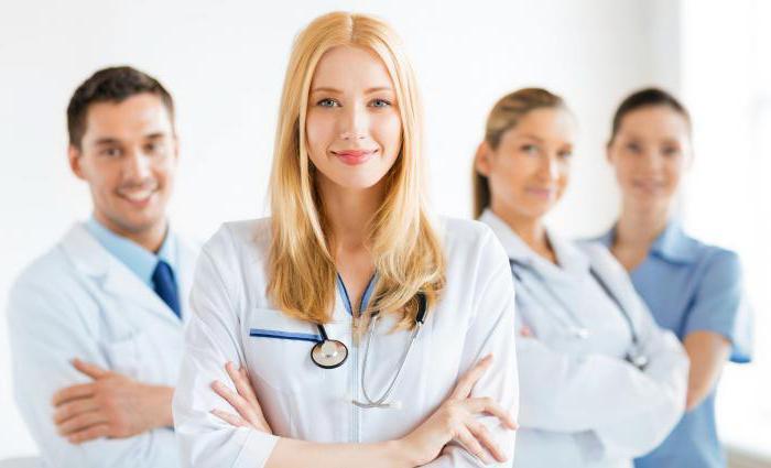 Общий медицинский стаж